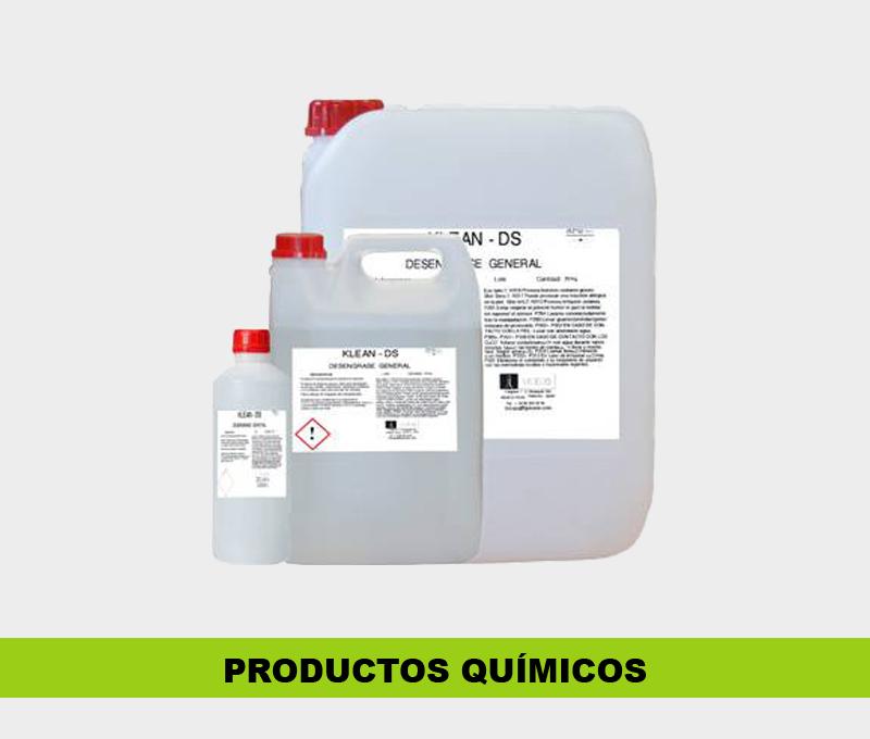 productos quimicos online